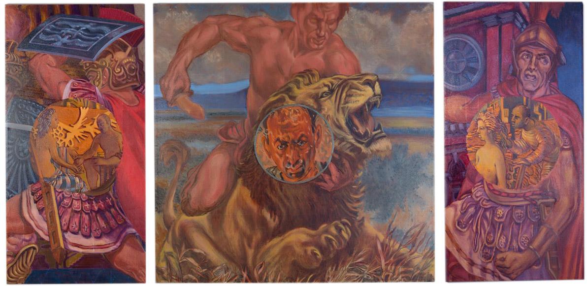 Tarzan And The Romans - Barlow Palminteri