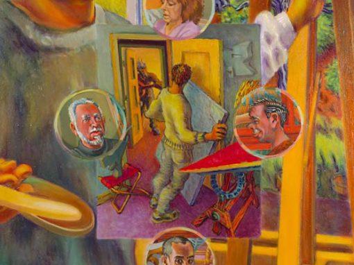 Allegorical Triptych – Barlow Palminteri