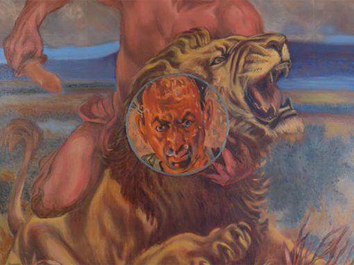 Tarzan And The Romans – Barlow Palminteri